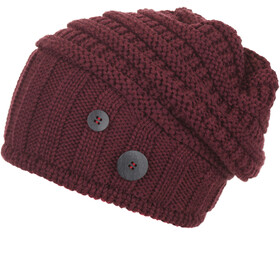 Eisbär Cullen Oversized Hat Women bordeaux